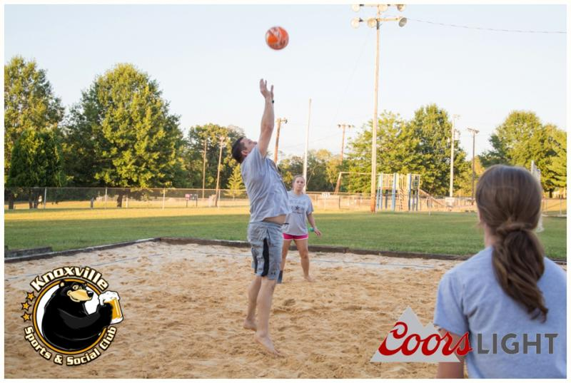 Monday Night Sand Volleyball Summer 2016 | Knoxville Sports & Social