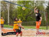 Sand Volleyball Spring 2016