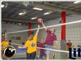 Winter 2014 Monday Indoor Volleyball